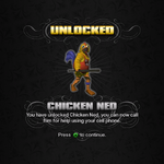 Saints Row unlockable - Homies - Chicken Ned