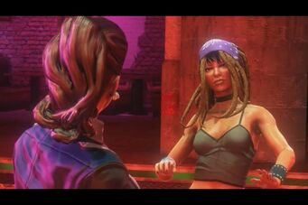 Shaundi and Shaundi in Saints Row IV