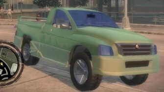 Thorogood - front right in Saints Row 2