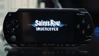 Inside Volition Saints Row Undercover title