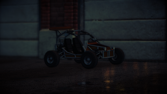 Mongoose - Average - front right in Saints Row IV