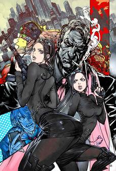 SRTT Syndicate Anime Poster01