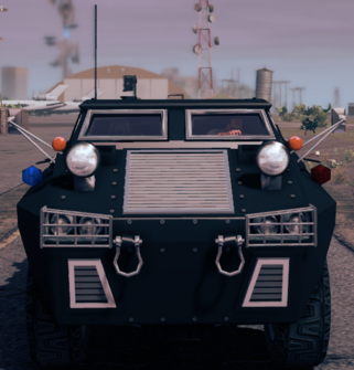 Bear - front in Saints Row IV