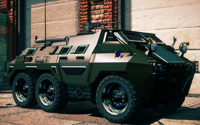 File:Bear - front right in Saints Row IV.png