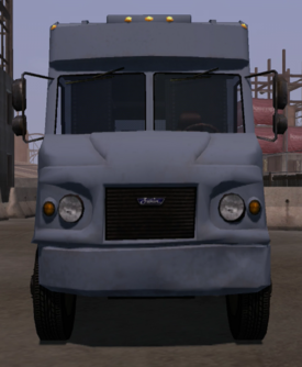 Delivery Truck - front in Saints Row