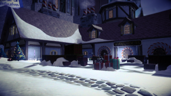 North Pole - Warehouse