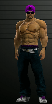 Saints Row The Third - Playa preset 5 - male