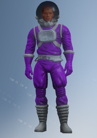 Gang Customization - Space Saints 3 - Taylor - in Saints Row IV