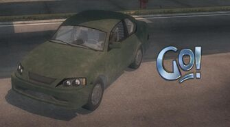 Go! - front left with logo in Saints Row 2