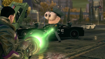 Saints Row IV Announce Teaser - inflato-ray