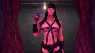 Saints Row IV Announce Teaser - unknown laser pistol