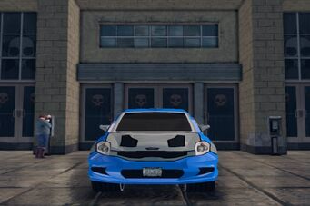 Solar - Deckers - front in Saints Row The Third