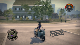 Tetsuo - front in Saints Row 2