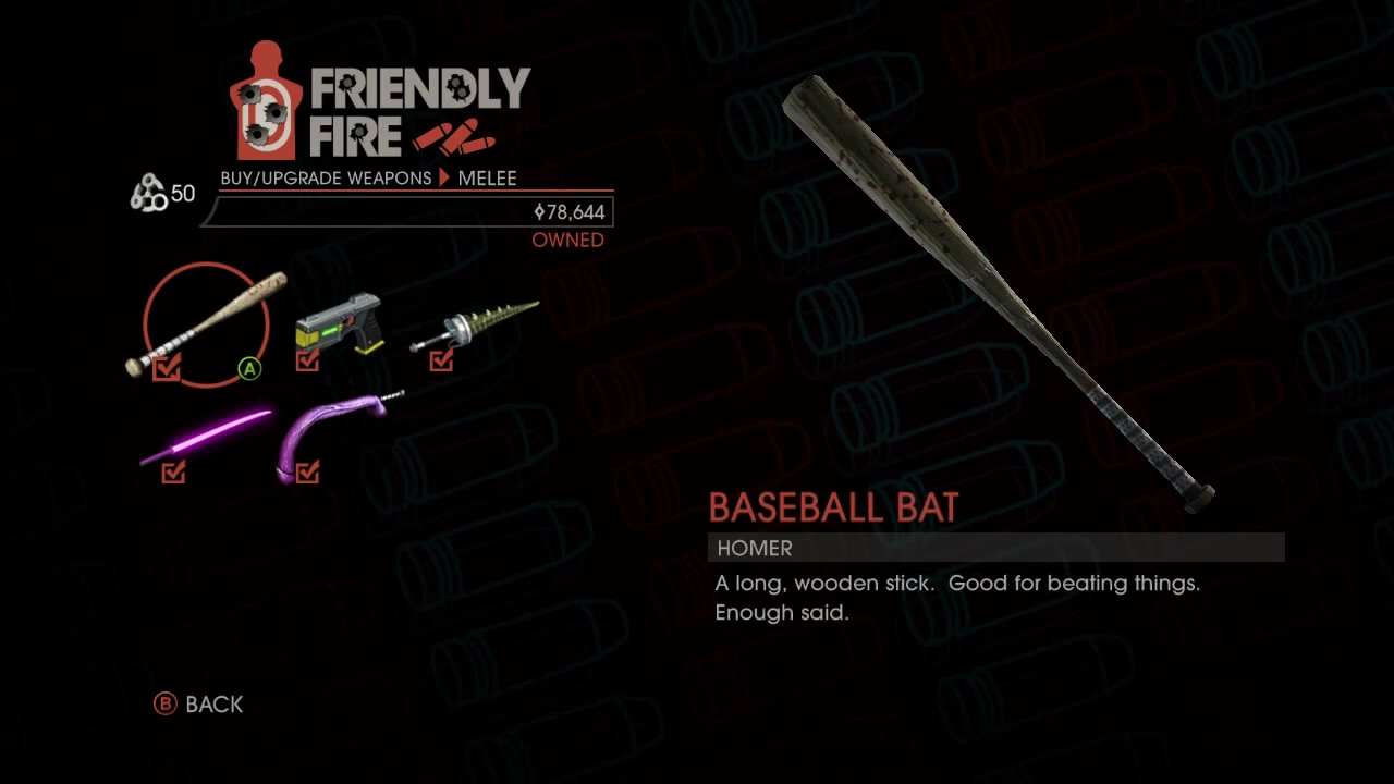 Weapons in Saints Row IV | Saints Row Wiki | FANDOM powered by Wikia