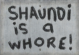 File:Civilian protest sign - Shaundi is a whore.png