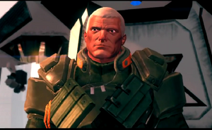 Cyrus Temple in Saints Row The Third