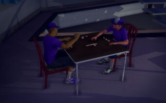 Hotel Penthouse - Classy - dominos