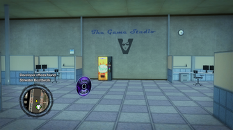 Secret Area - Developer offices found