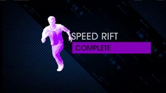 Speed Rift complete SRIV livestream