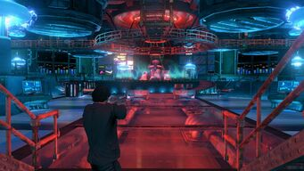 Stop all the Downloading - Main Reactor room