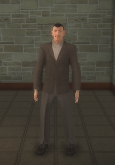 Archibald Nice - character model in Saints Row 2