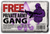 Gang Customization in Saints Row 2 - Bodyguards gang unlock coupon