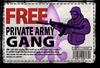 Gang Customization in Saints Row 2 - Bodyguards gang unlock coupon