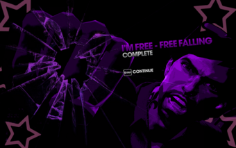 and i m free free falling