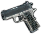 SRIV weapon icon pistol police