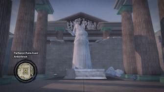 Secret Area - Parthenon Ruins found
