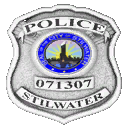 Stilwater Police Department badge