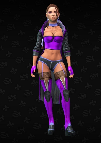 Gang Customization - Morning Star 3 - Lillian - in Saints Row The Third