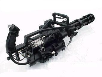 Mini-Gun in real life