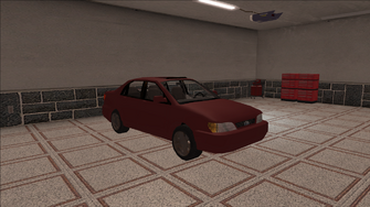 Saints Row variants - Zimos - Beater - front right