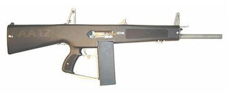 AS14 Hammer - AA-12 in real life