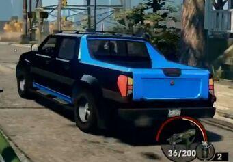 Criminal - Deckers variant - rear left