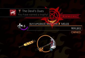 GOOH halloween livestream - Trophy - The Devil's Dues