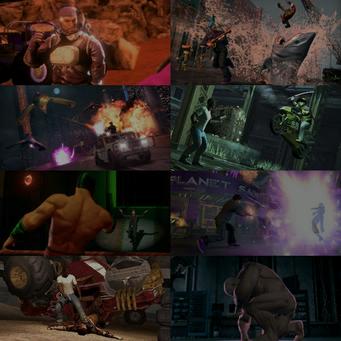 Miller-Space - fourth memories texture