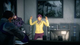 Robbing Image As Designed in Saints Row IV
