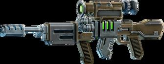 SRIV Rifles - Automatic Rifle - EM Railgun - Default