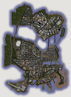 Saints Row precise CD map
