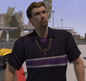 Troy as a Homie in Saints Row