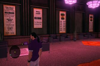 3 Count Casino - lobby posters