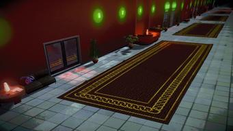 Kingdom Come interior in Saints Row IV