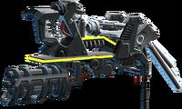SRIV Special - Lasergun Arm - Minigun Arm - Default