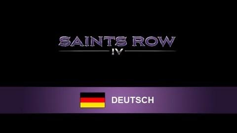 Saints Row IV Inauguration Station (Deutsche Version)