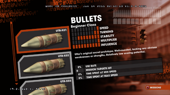 Saints Row Money Shot Bullet - UTR-X01
