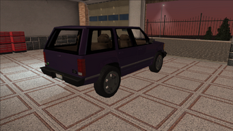 Saints Row variants - Nordberg - Gang 3SS lvl2 - rear right
