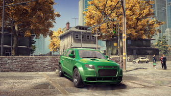 Atlantica - front right in Saints Row The Third Remastered
