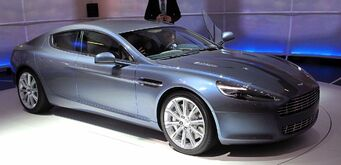 Blade - 2010 Aston Martin Rapide in real life